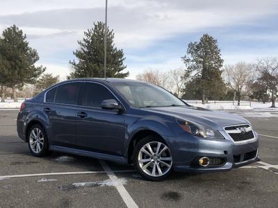 used 2014 Subaru Legacy car, priced at $9,498