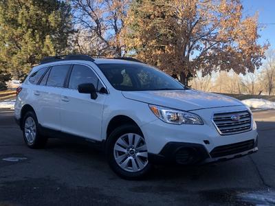 used 2017 Subaru Outback car, priced at $12,498