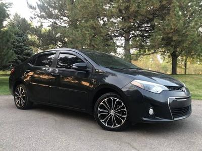 used 2015 Toyota Corolla car, priced at $6,498