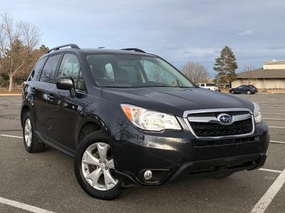 used 2016 Subaru Forester car, priced at $13,499