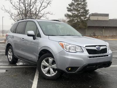 used 2015 Subaru Forester car, priced at $11,998