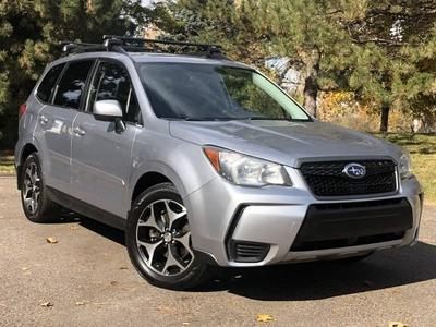 used 2014 Subaru Forester car, priced at $9,499