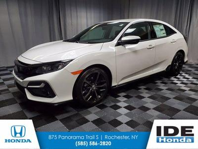 new 2021 Honda Civic car, priced at $23,805