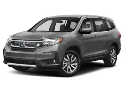 new 2021 Honda Pilot car, priced at $38,050