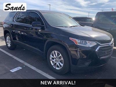 used 2019 Chevrolet Traverse car