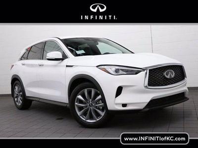 new 2021 INFINITI QX50 car, priced at $39,368