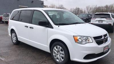 new 2020 Dodge Grand Caravan car, priced at $24,288