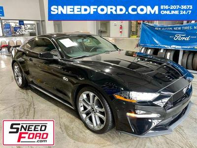 used 2018 Ford Mustang car, priced at $36,991
