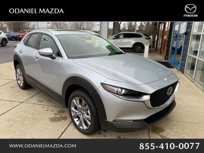 new 2021 Mazda CX-30 car, priced at $31,050