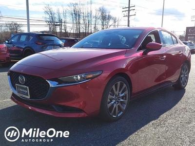 new 2021 Mazda Mazda3 car, priced at $29,142
