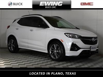 new 2021 Buick Encore GX car, priced at $23,054