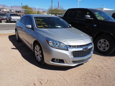 used 2015 Chevrolet Malibu car, priced at $12,888