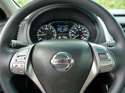 used 2015 Nissan Altima car, priced at $14,498
