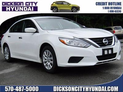 used 2016 Nissan Altima car, priced at $17,499
