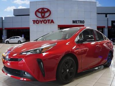 new 2021 Toyota Prius car, priced at $32,057