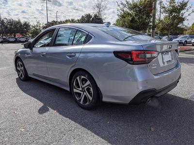 new 2021 Subaru Legacy car