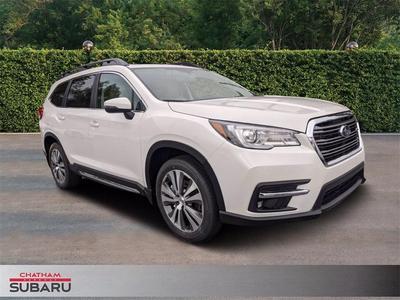 new 2021 Subaru Ascent car