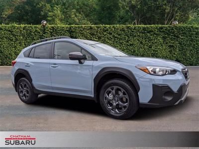 new 2021 Subaru Crosstrek car