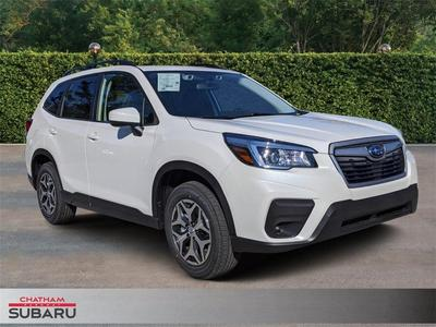new 2020 Subaru Forester car