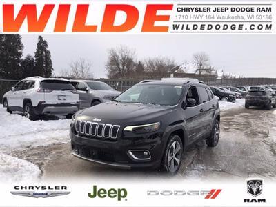 new 2021 Jeep Cherokee car, priced at $35,990