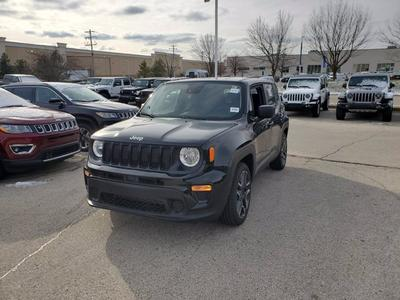 new 2021 Jeep Renegade car, priced at $26,485