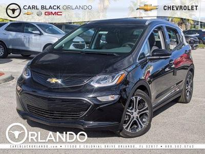 new 2021 Chevrolet Bolt EV car, priced at $38,870