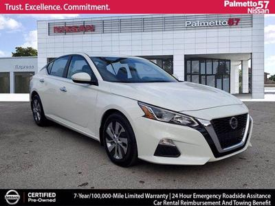 used 2020 Nissan Altima car, priced at $22,957