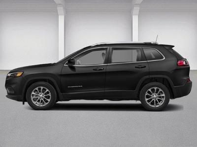 new 2020 Jeep Cherokee car, priced at $33,538