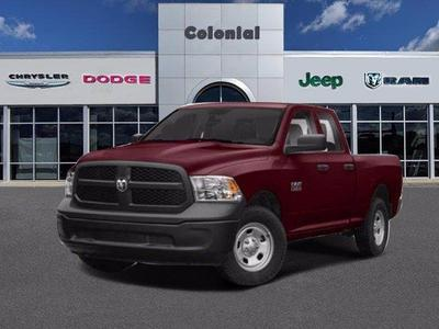 new 2020 Ram 1500 Classic car, priced at $34,305