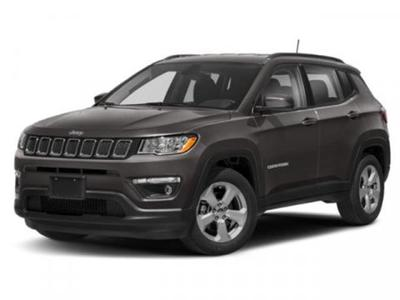 used 2019 Jeep Compass car, priced at $21,250