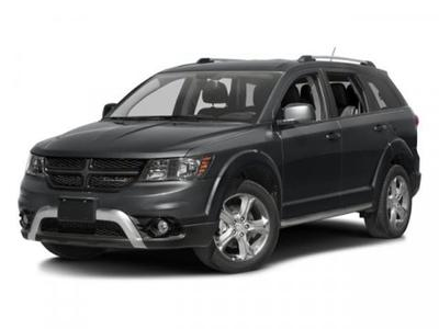 used 2017 Dodge Journey car, priced at $20,665