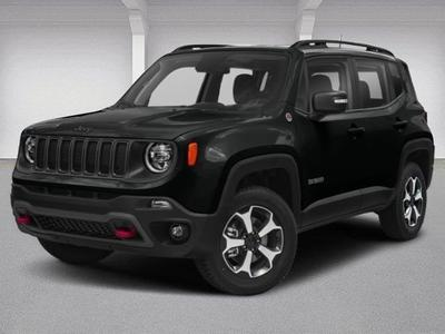 new 2020 Jeep Renegade car, priced at $22,585