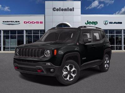 new 2020 Jeep Renegade car, priced at $22,954
