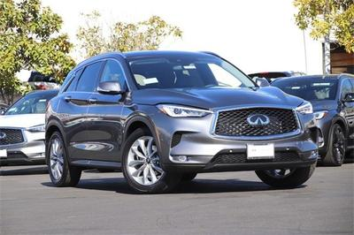 new 2021 INFINITI QX50 car, priced at $47,360