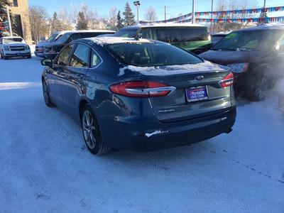 used 2019 Ford Fusion car, priced at $18,995
