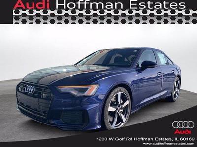 new 2021 Audi A6 car, priced at $67,825