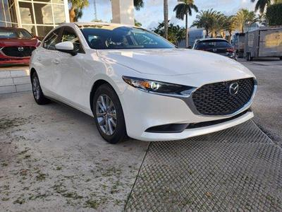 used 2021 Mazda Mazda3 car, priced at $20,850