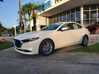 used 2021 Mazda Mazda3 car, priced at $20,850