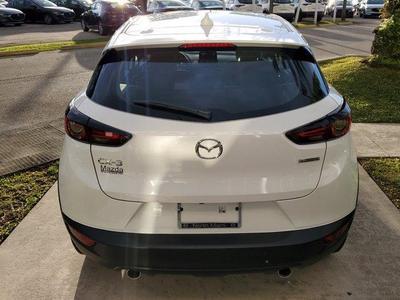 new 2021 Mazda CX-3 car, priced at $22,135