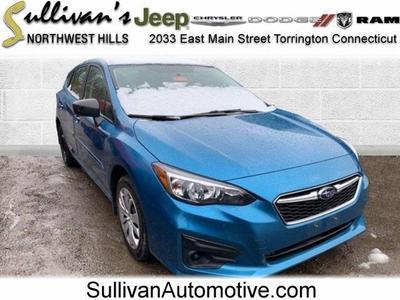 used 2017 Subaru Impreza car, priced at $16,241