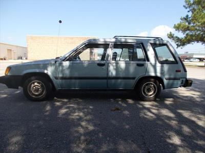 used 1984 Toyota Tercel car, priced at $2,995