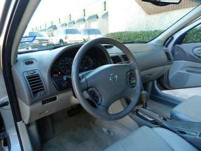 used 2002 Nissan Maxima car, priced at $6,900