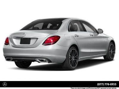 new 2020 Mercedes-Benz C-Class car, priced at $48,645