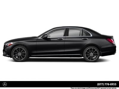 new 2020 Mercedes-Benz C-Class car, priced at $48,825
