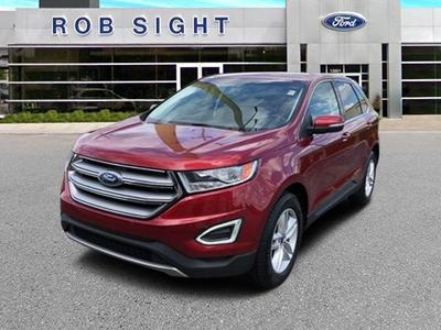 used 2018 Ford Edge car, priced at $24,750