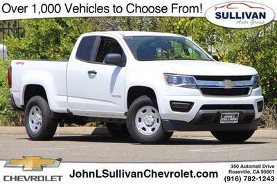 new 2019 Chevrolet Colorado car, priced at $32,750