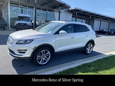 used 2019 Lincoln MKC car, priced at $31,900