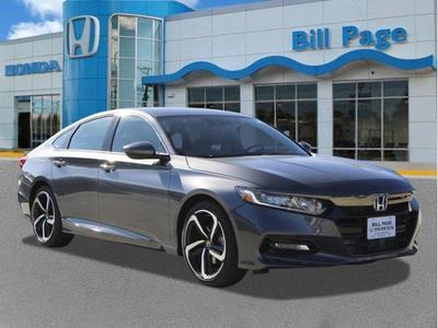 new 2020 Honda Accord car, priced at $26,530
