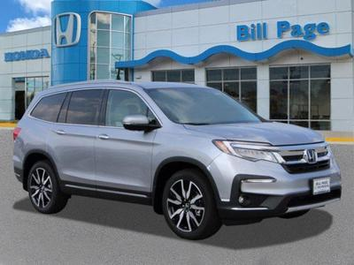 new 2020 Honda Pilot car, priced at $44,920