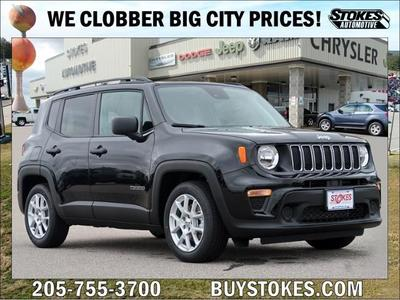 new 2021 Jeep Renegade car, priced at $25,185